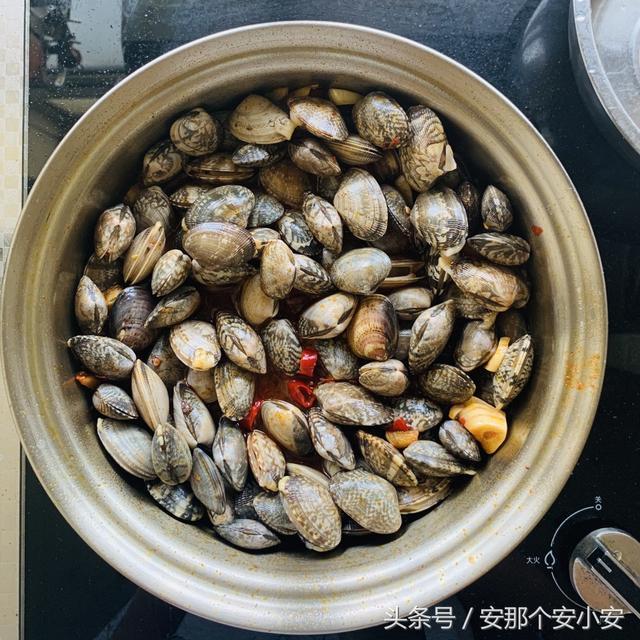 【小安食光】清炒花蛤和辣炒花蛤,你选谁?